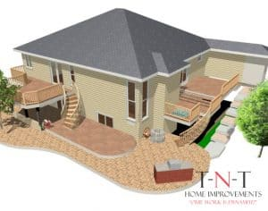 3D CAD deck