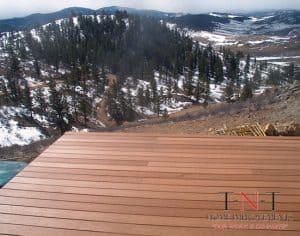 wood deck contractor