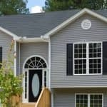 vinyl siding home example