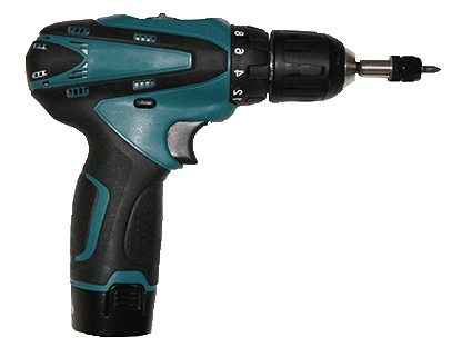 pic of a cordless drill