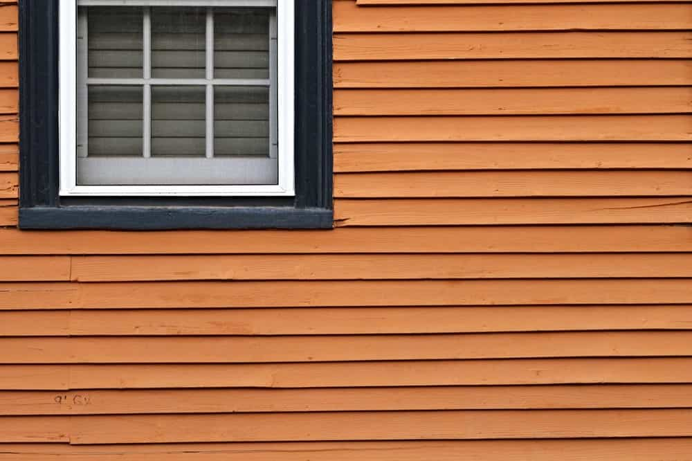 This is home siding