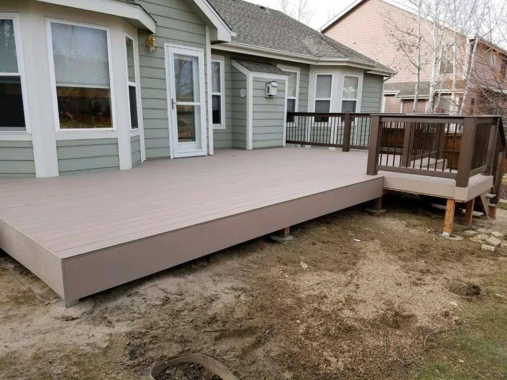 How To Build A Deck To Support A Hot Tub Tnt Home Improvements