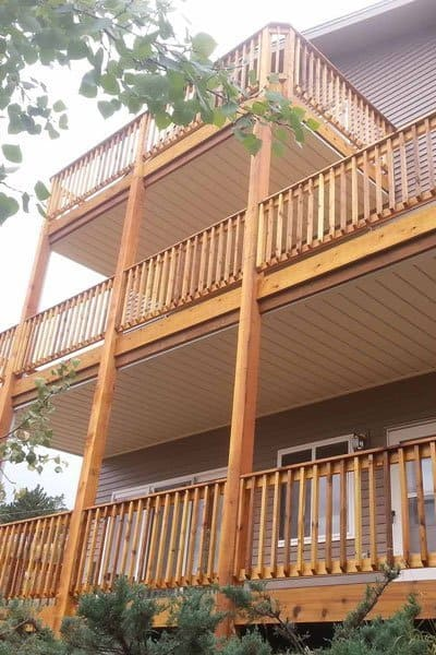mobile-fort-collins-wood-deck-underdecking