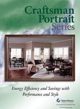 Craftsman Portrait Series Brochure