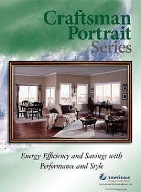 Craftsman Portrait Series Brochure